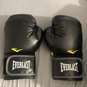 Everlast Classic Boxing Training Gloves